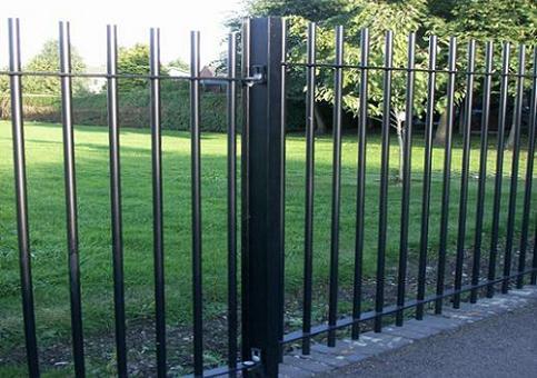 Droitwich Fencing Contractors Pailsade Security Fencing