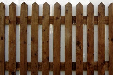 Droitwich Garden Fencing