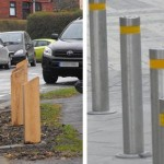 Security Bollards for Public Areas