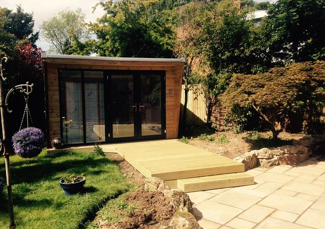 Garden Rooms Worcester