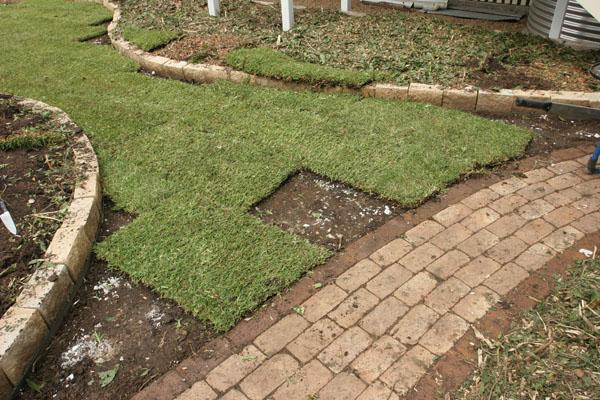 Soft Landscaping Services Worcestershire