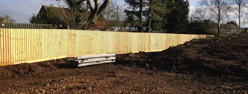 commercial fencing contractor Worcester