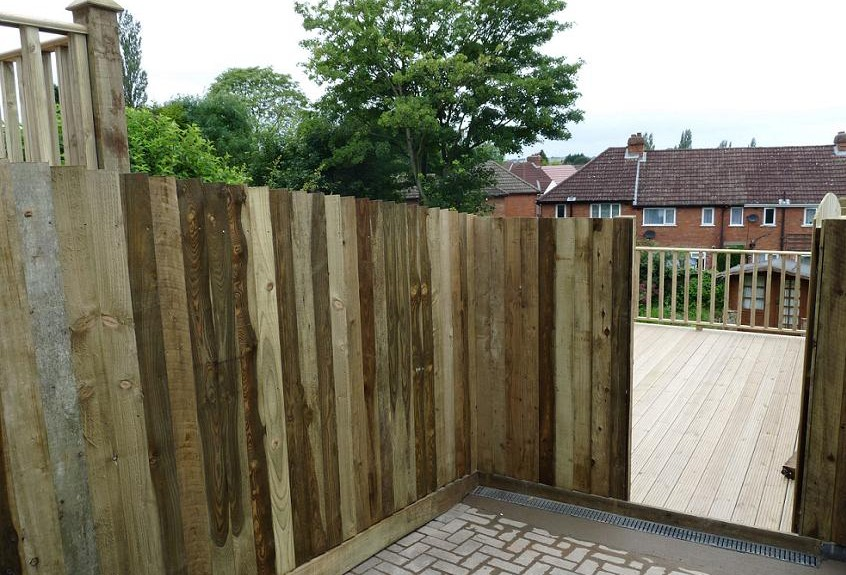 Residential Fencing, Decking and Paving