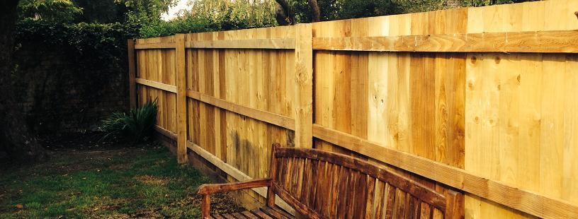 Pressurised Closeboard Fencing