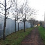 Commercial Palisade Security Fencing Contractor Worcester