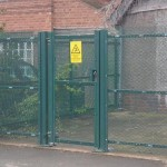 power station fencing
