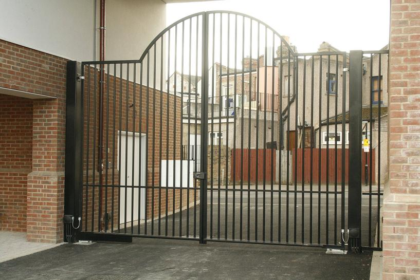 residential automatic security gates