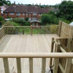 decking contractor Worcestershire