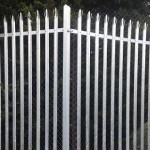 palisade fencing Worcestershire