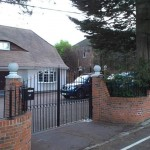 residential railings contractor Worcestershire